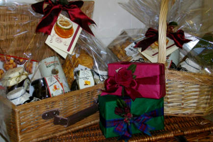 Extra special gifts for those who love fine food