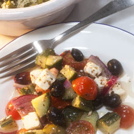 Tangy olives, tasty sundried tomatoes and much more